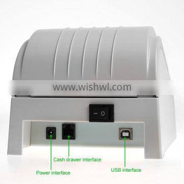 CE/FCC approved receipt printer with fast speed