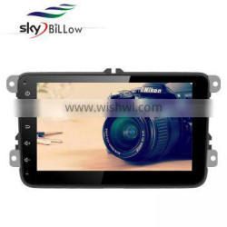 Factory wholesale touch screen 8 inch android gps navigation car universal dvd