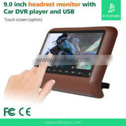 car lcd headrest,headrest dvd player