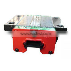 SHAC brand linear guideway with flange linear block HGW20CC interworking with HIWIN