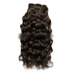 Straight Wave Double Wefts  14inches-20inches Bulk Hair
