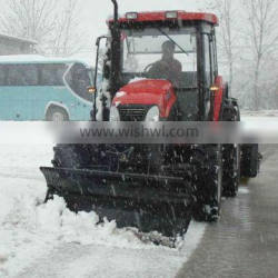 Best seller garden machinery small tractor snow blade farm snow plow