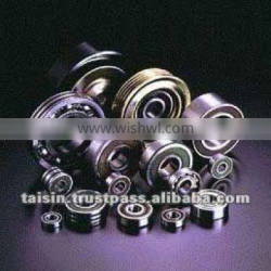 Deep Groove japanese ball bearing Easy to use and Reliable rubber coated ball bearing for industrial use , A also available