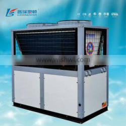 Commercial Air Source Heat Pump Water Heater With R410A/R407C/R417A
