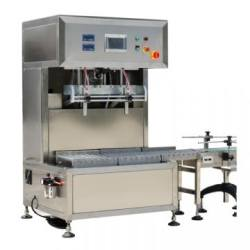 Automatic Weigh Fill and Seal Coffee 2 Head Granule Weighting Filling Machine