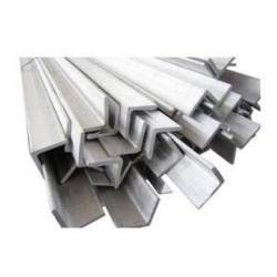 High Tensile Hot Rolled Standard Size Ss400 Ms Galvanized Mild Slotted Iron Steel Angle