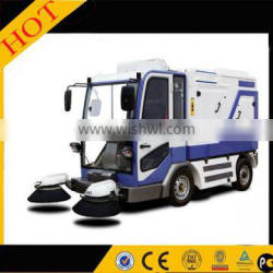 best quality efficiency road sweeper for sale