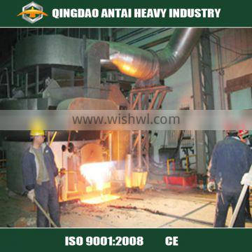 Foundry electric furnace dust cleaning efficient collector