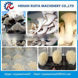 Efficient production mushroom bagging machine