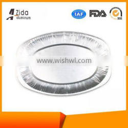 New Arrival customized pizza pan/aluminum foil food container