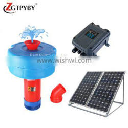 1hp solar swimming pool wave maker aerator with 3inch outlet