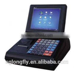 ALL IN ONE POS SYSTEM/restaurant pos system/embedded pos system 8'TFT LCD /800X600 57mm thermal printer