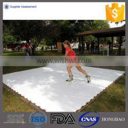 Uhmwpe Synthetic Ice Skating Rink Hocky Rink