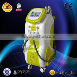 Newest !! iipl laser skin rejuvenation with hot sale
