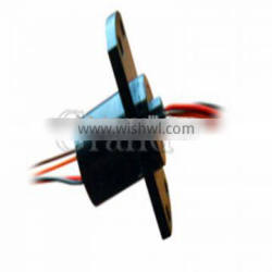 High speed electrical slip rings marine and medical equipment slip ring electrical