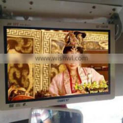 15 inch coach bus LCD AD media player screen