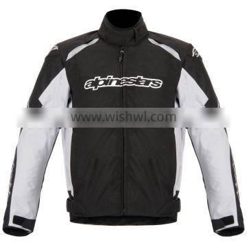 Cordura Motorcycle Jacket with Protections