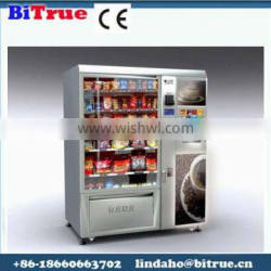 hot cold coffee vending machine