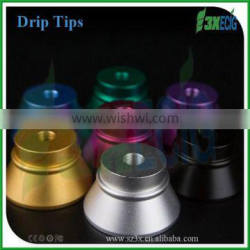 3X colorful product newest shape Aluminum e cig display stand for cig