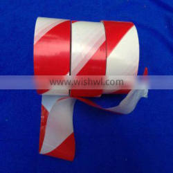 100% New PE safety barrier tape for danger road safety use