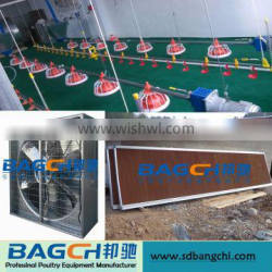 Best Selling Oem Controlled Poultry Broiler Chicken Farming
