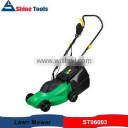 1000W CE approved garden tractor lawn mower in china