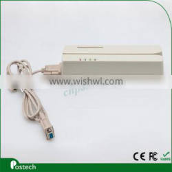 1 year warranty MCR200 all in one msr ic chip reader writer for Store, Salon
