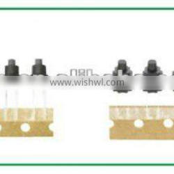 FTVJP07 8x8 waterproof tactile switch glass touch switch