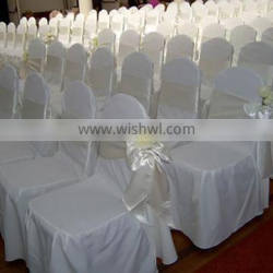 Wholesale Banquet Party White Covers For Dining Room Chair