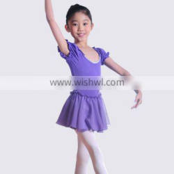 11424441Child leotard with skirt Ballet dance skirt