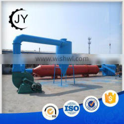 Agricultural Wood Sawdust Rotating Cylinder Dryer Equipment