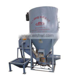 Easy operation vertical pan animal feed grinder and mixer from alibaba shop