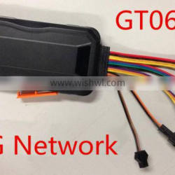 3G Car GPS tracker GT06E with GSM 850/900/1800/2100 Quad band GPS real time tracking device