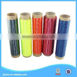nylon rope made by 100% nylon yarn from 210D-1890D FDY yarn with high tenacity