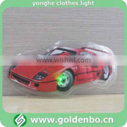 PVC clothes light