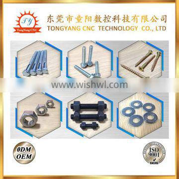 Good factory Best quality High precise Special head screw countersunk phillips head screw