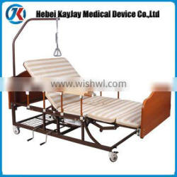 made in china wholesale back board raising hydraulic hospital bed
