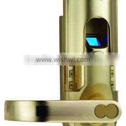 6600-86 keylock digital door locks with single latch