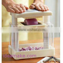 Onion Dicer , Kitchen Gadget Set As Seen On TV Slicer And Chopper