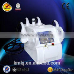 2014 high power 7 in 1 portable cavitation and radio frequency