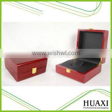 Top Quality High-end Branded Glossy Wooden MDF Watch Box