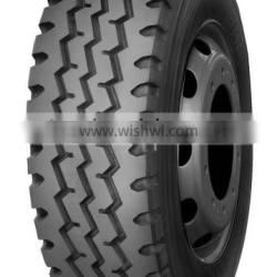 China Good Quality Rib Pattern TBR For Truck and Bus Tyres 13R22.5