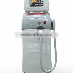 808nm diode laser in motion hair removal machine for clinic use