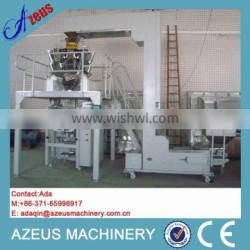 Fully Automatic Granule Packing Machine Rice Bag Packing Machine