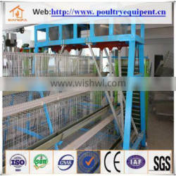 2016 Hot Sales Automatic hot-dipped galvanized chicken cage