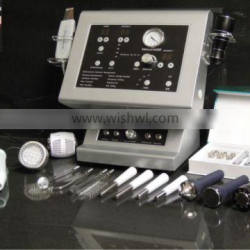 9 in 1 Microdermabrasion Machine for skin care and weight loss with CE DL-777+