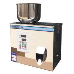 Semi Automatic Black Whey Proteins Superfoods Vitamins Minerals Spice Milk Powder Screw Auger Weighing Filling Packing Machine