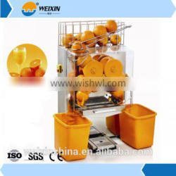 industrial orange juicer machine with high efficency