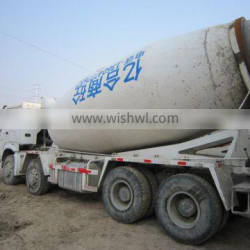 Second hand Chna Howo 16m3 mixer truck used year 2011 Howo 16m3 mixer truck used howo 16m3 mixer truck for sale