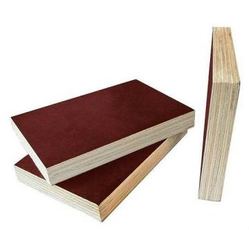 Film faced plywood for construction of filmfaced plywood poplar core